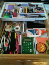 Tackling the dreaded junkdrawer